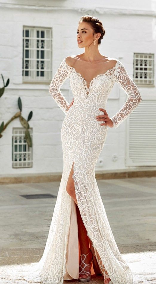 Mariage - Wedding Dress Inspiration - Eddy K