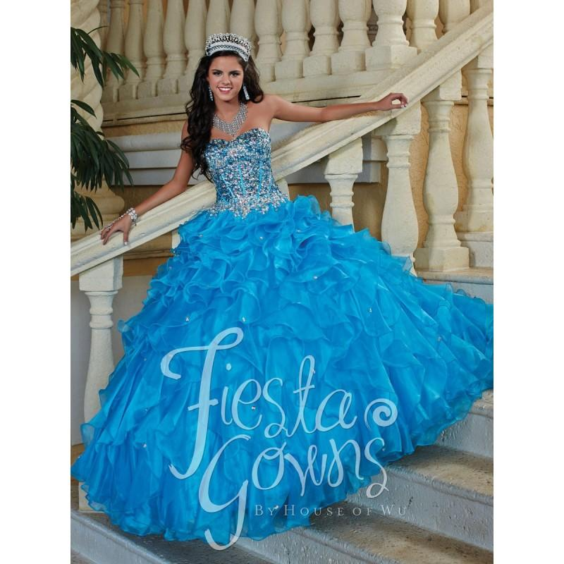 Свадьба - Fiesta Quinceanera 56246 - Branded Bridal Gowns