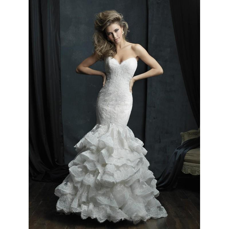 Mariage - White Allure Bridals Couture C384 - Brand Wedding Store Online