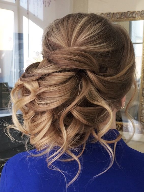 زفاف - Wedding Hairstyle Inspiration - Elstile