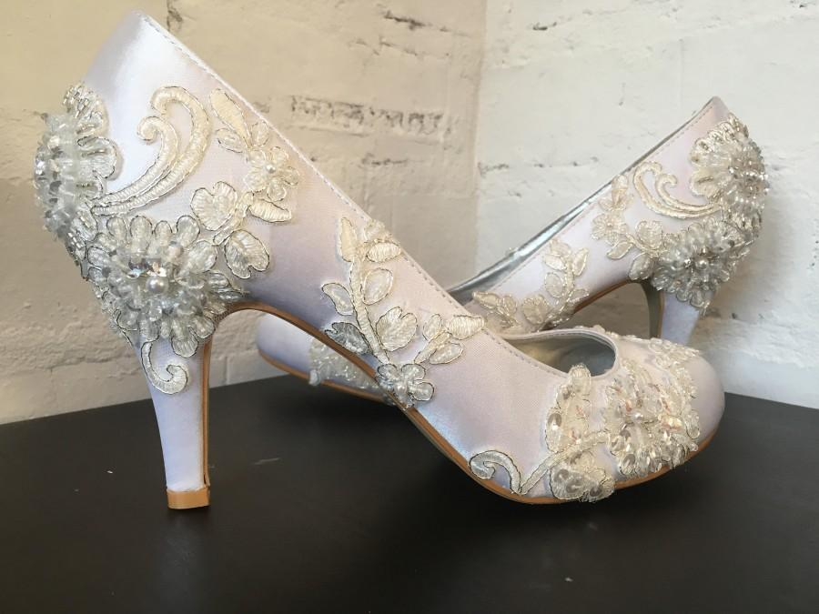 Свадьба - Catalpa (bridal wedding shoes)