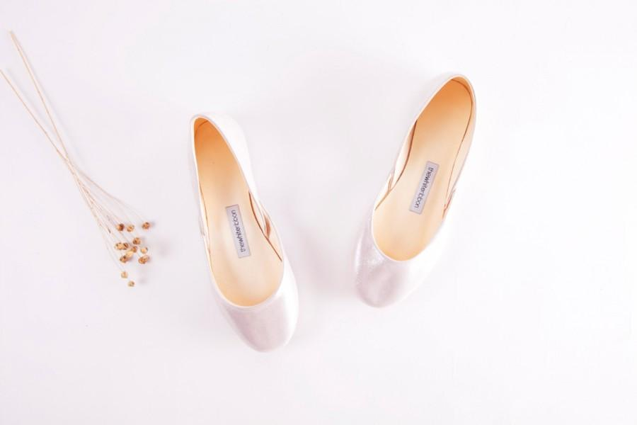 Wedding - The Bridal Ballet Flats