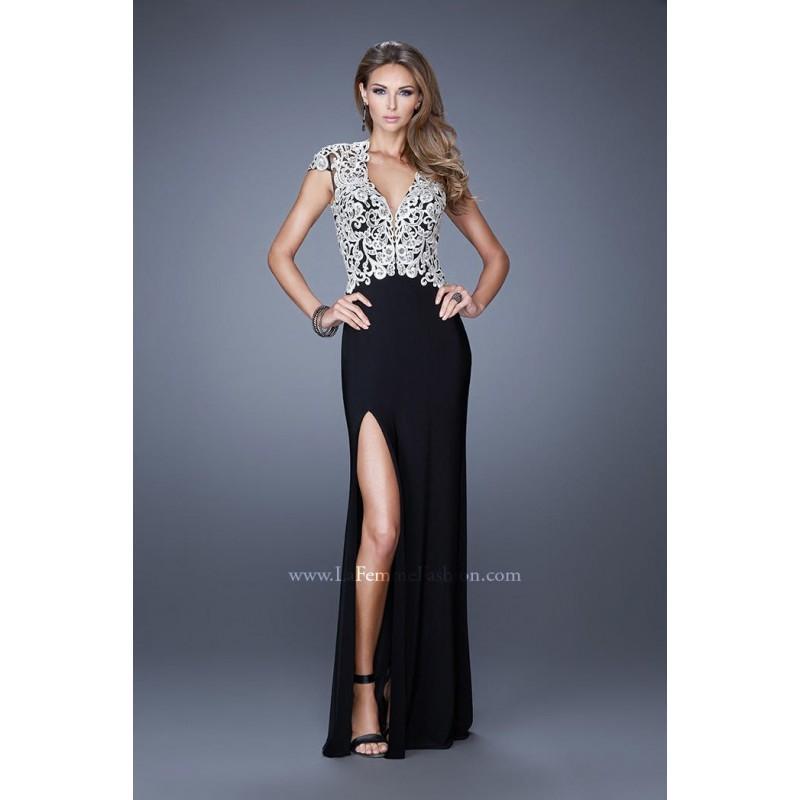 Hochzeit - La Femme La Femme 20648 - Fantastic Bridesmaid Dresses