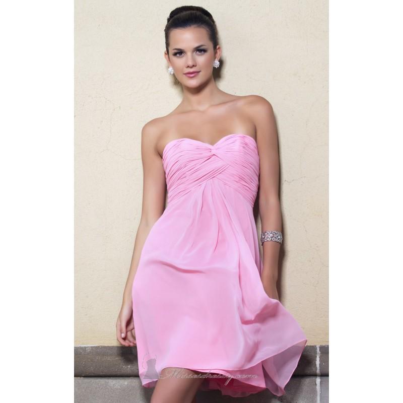 Hochzeit - Flowing Chiffon Dress by Alexia Couture 892 New Arrival - Bonny Evening Dresses Online