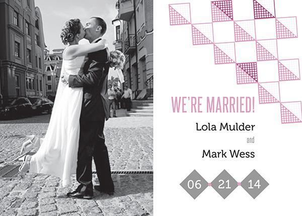 Beautiful Wedding Announcements.Beautiful Wedding Announcements Designed By Paulina Kay 2803443