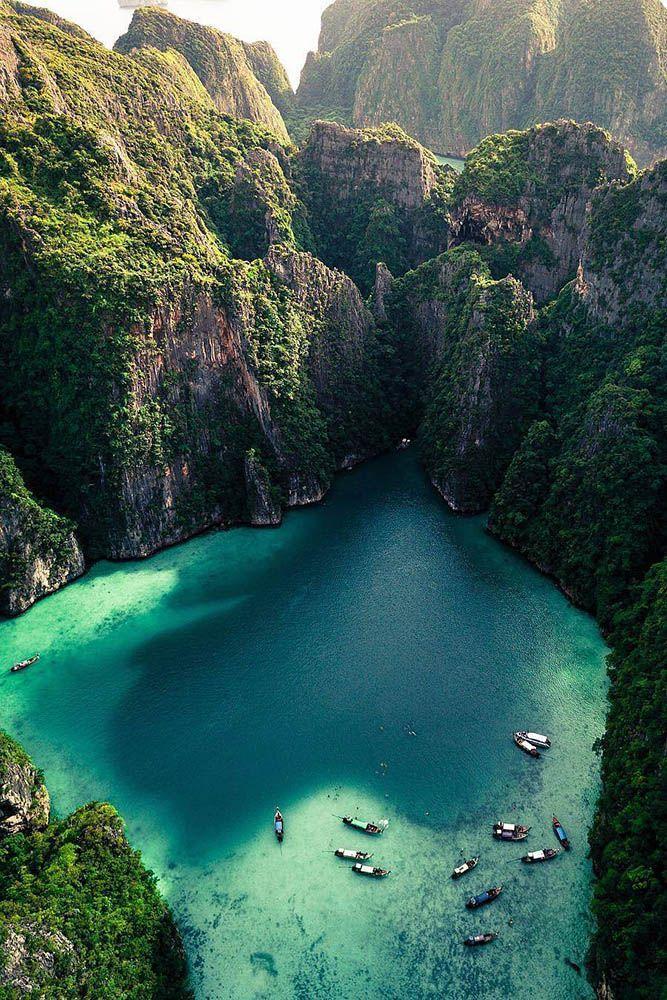 Свадьба - 30 Wonderful Honeymoon Island Ideas