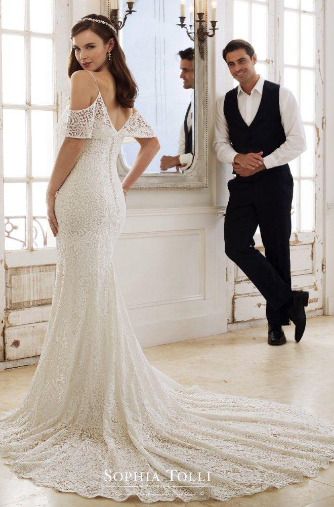 Hochzeit - Wedding Dress Inspiration - Sophia Tolli