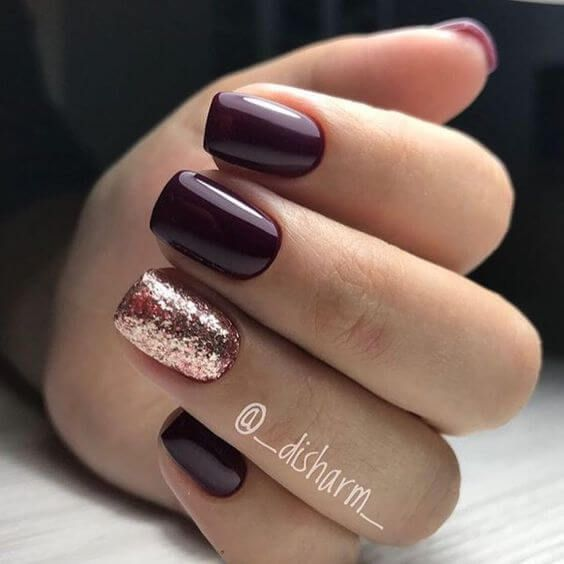 Свадьба - 27 Holiday Nail Looks For Every Party This Season