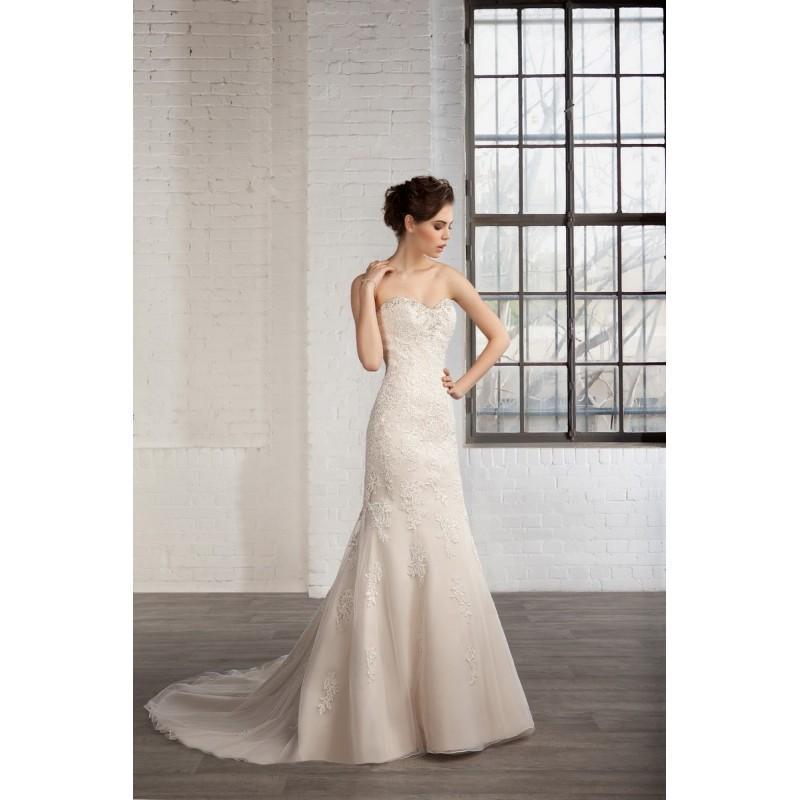 Wedding - Robes de mariée Cosmobella 2016 - 7801 - Superbe magasin de mariage pas cher