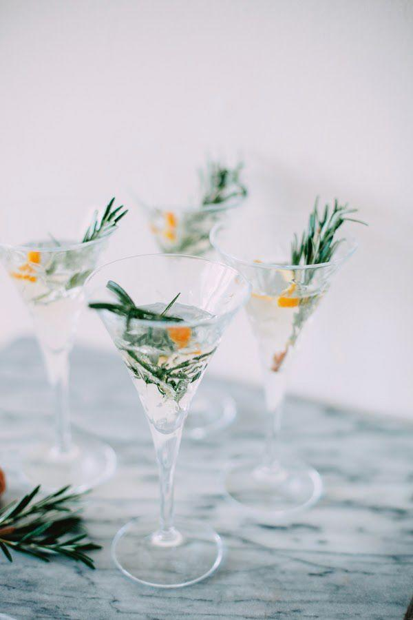 Wedding - All The Champagne Cocktails You'll Ever Need