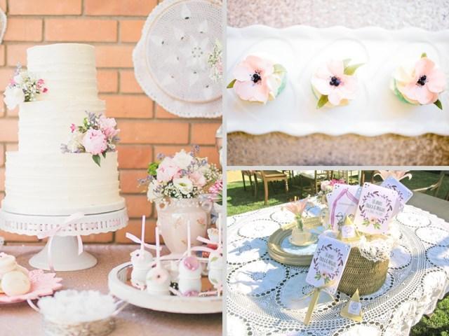 Свадьба - Chic-Boho Style Wedding