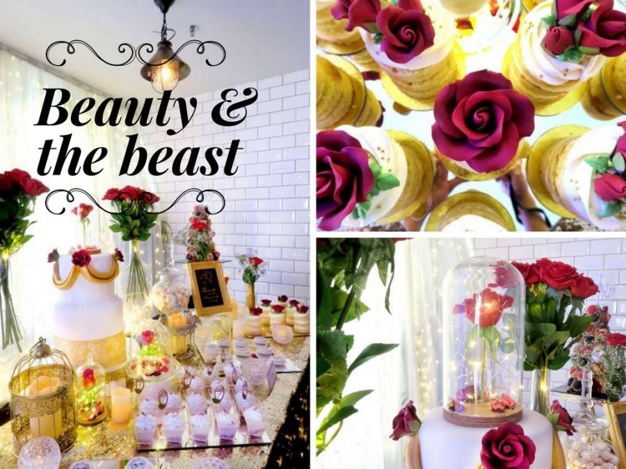 Свадьба - Beauty and the Beast Dream Wedding