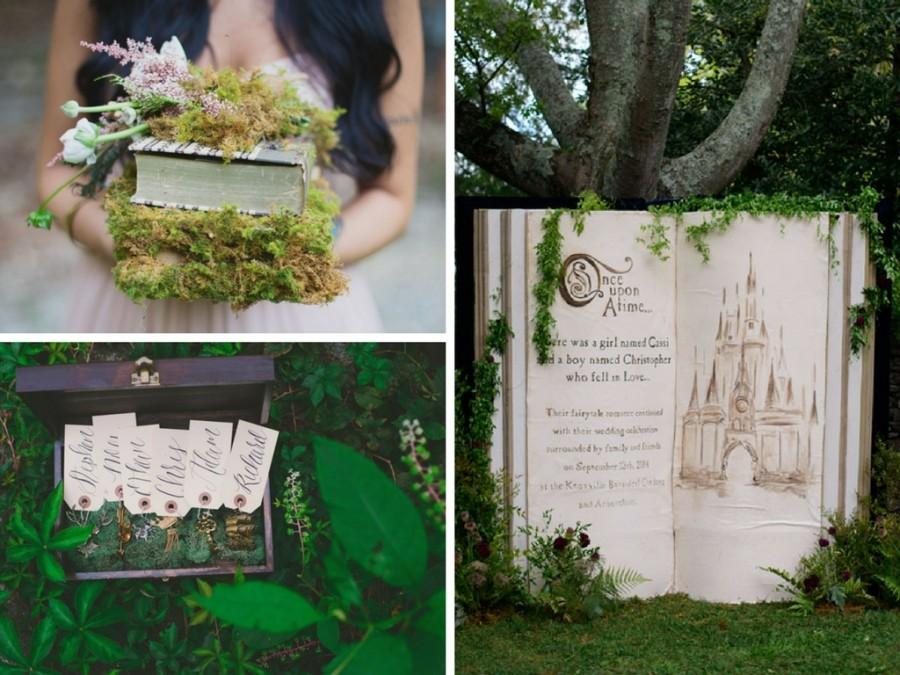Свадьба - Ten Wedding Theme Ideas - Bride   Bows