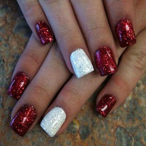 Christmas Nail Art Designs 47 Designs To Inspire You 2804372
