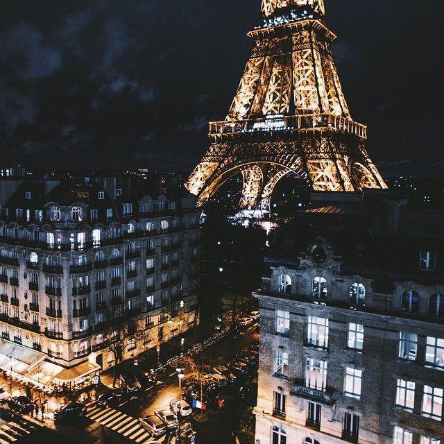 Mariage - Paris La Nuit