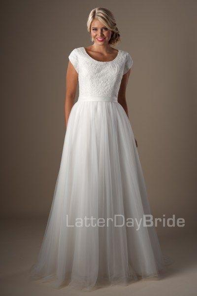 Mariage - Modest Wedding Dresses
