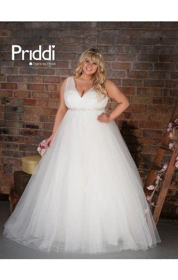 زفاف - Plus Size Wedding Dress