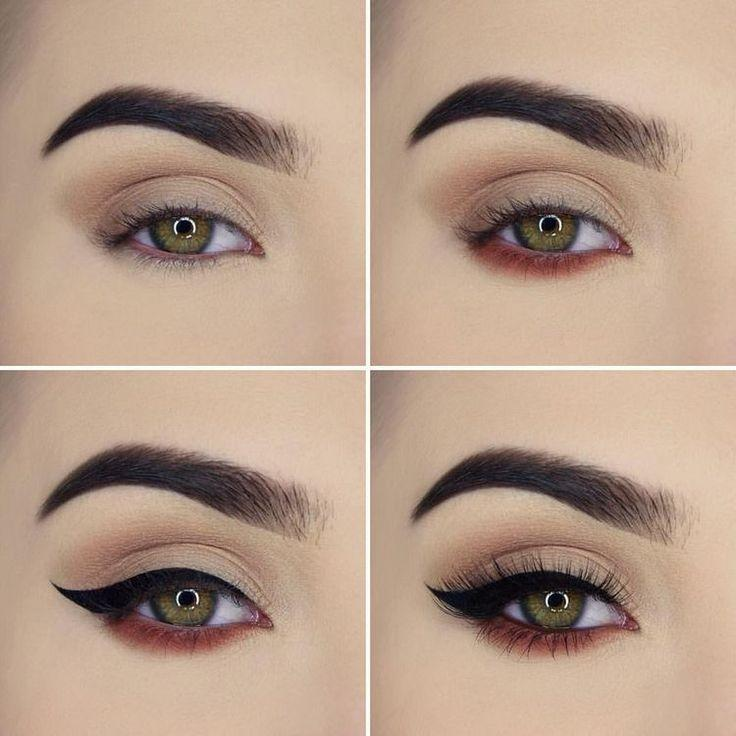 Mariage - Four Step Eye Makeup