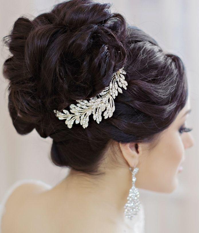 Свадьба - Elegant Updos And More Beautiful Wedding Hairstyles