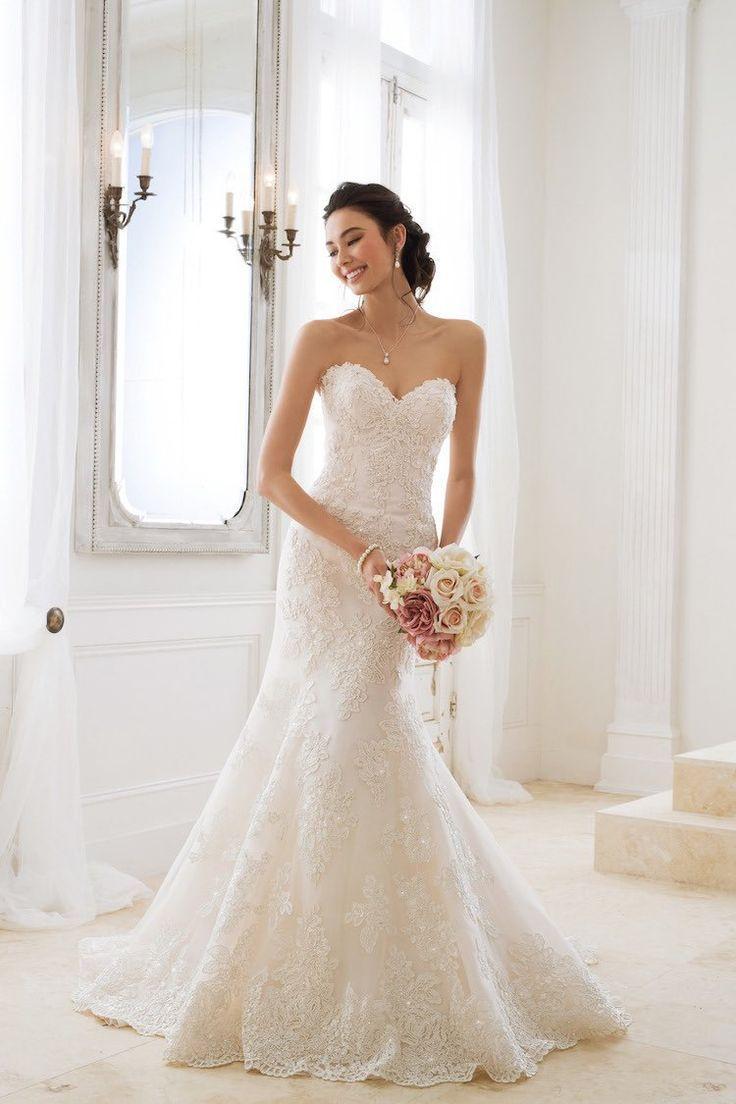 2df5dfeda8 Classic Spring 2018 Sophia Tolli Wedding Dresses  2804682 - Weddbook