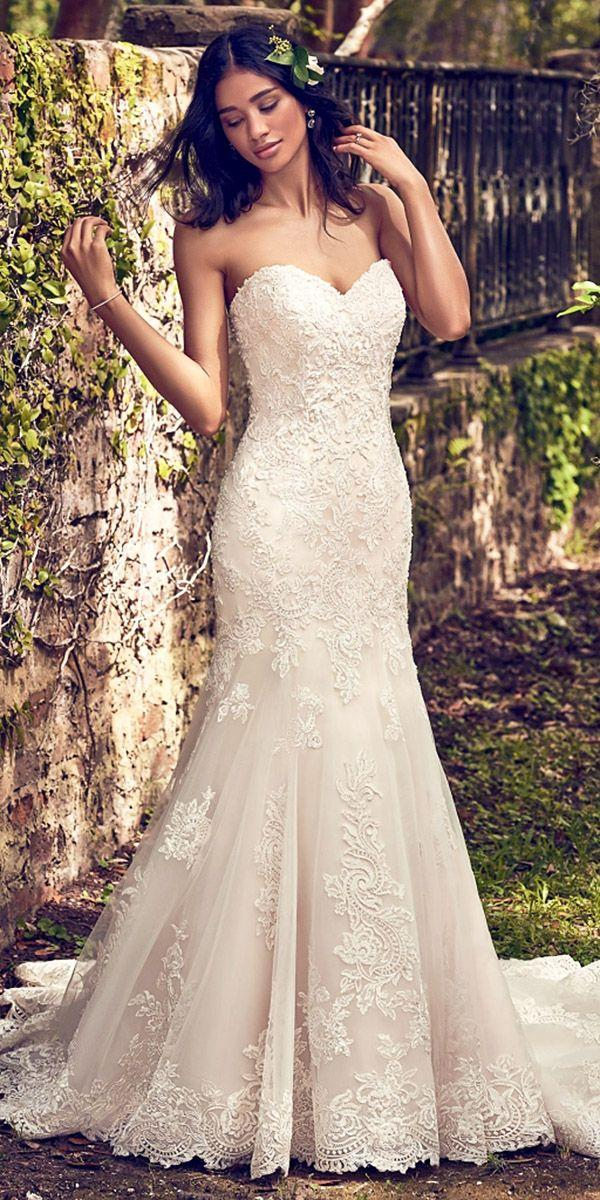 Wedding - Maggie Sottero Wedding Dresses 2018 To Inspire You