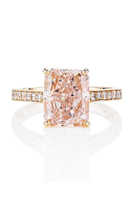 Mariage - Pink Engagement Ring