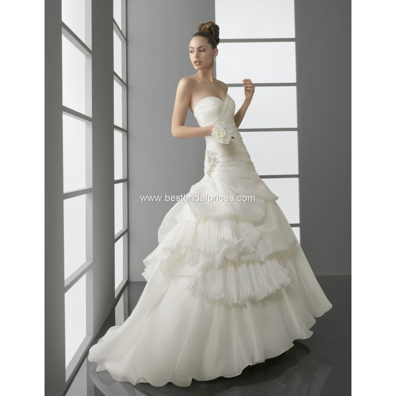 Wedding - Aire Barcelona Wedding Dresses - Style Petunia - Formal Day Dresses