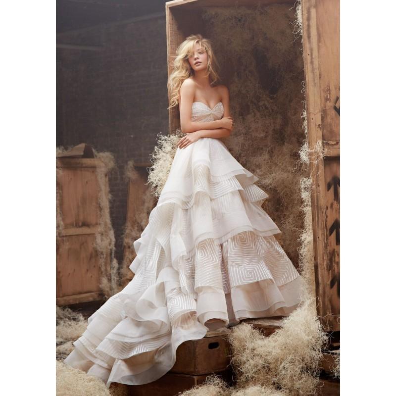 Wedding - JLM Couture Style 6400 Lana -  Designer Wedding Dresses