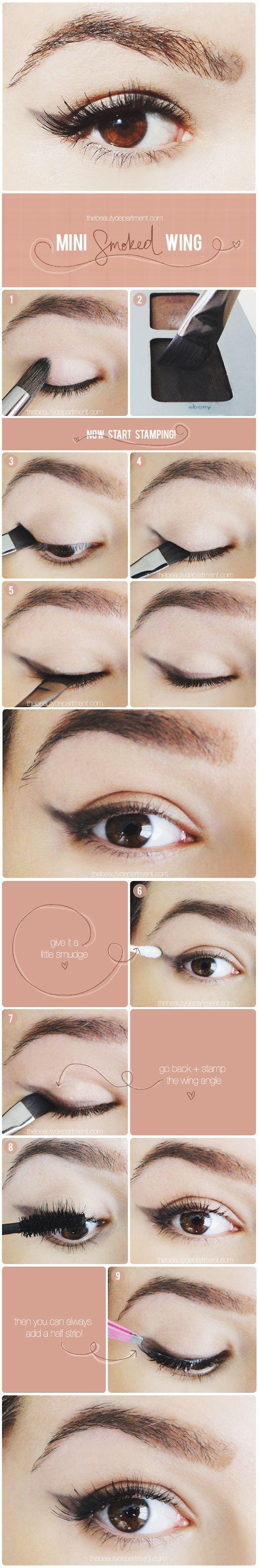Mariage - Smudged Eyeliner Tutorial