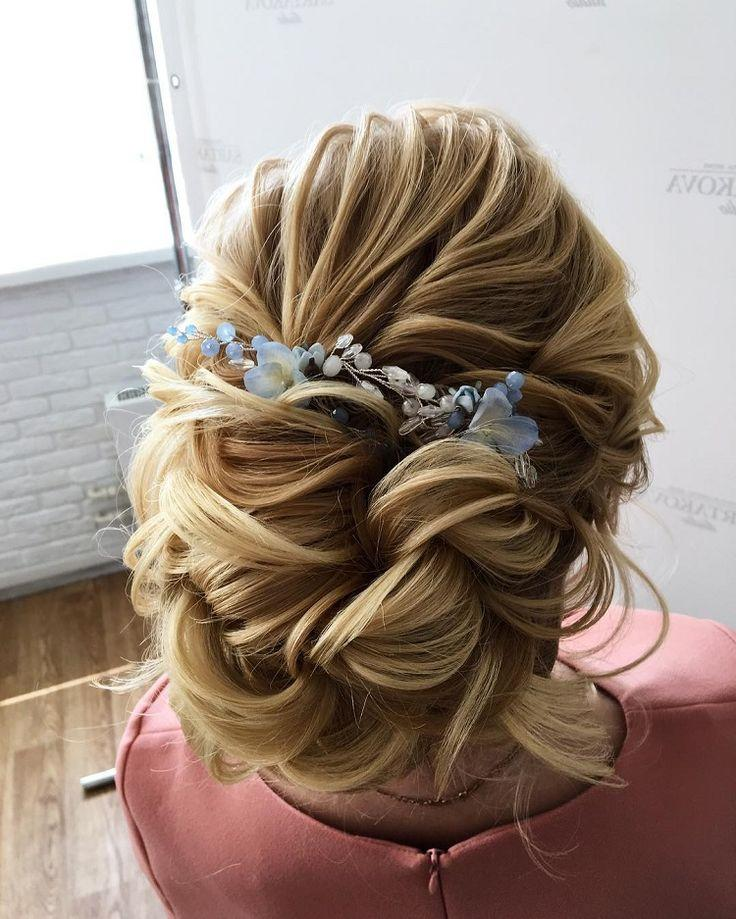 Mariage - Fabulous Updo Wedding Hairstyles With Glamour