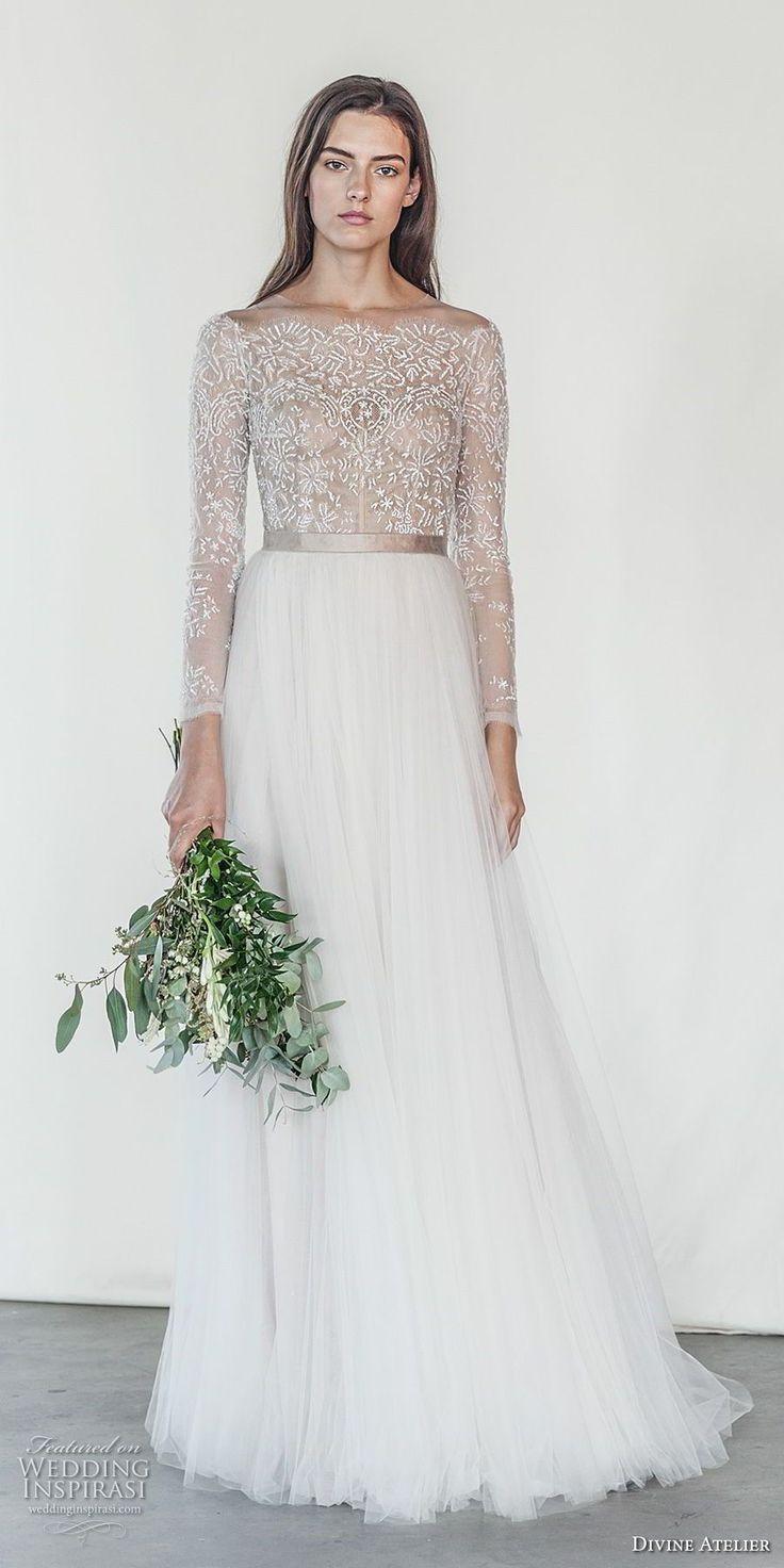 Mariage - Divine Atelier 2018 Wedding Dresses