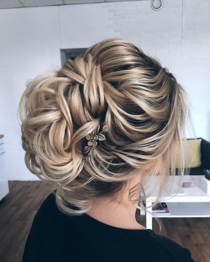 Свадьба - Fabulous Updo Wedding Hairstyles With Glamour