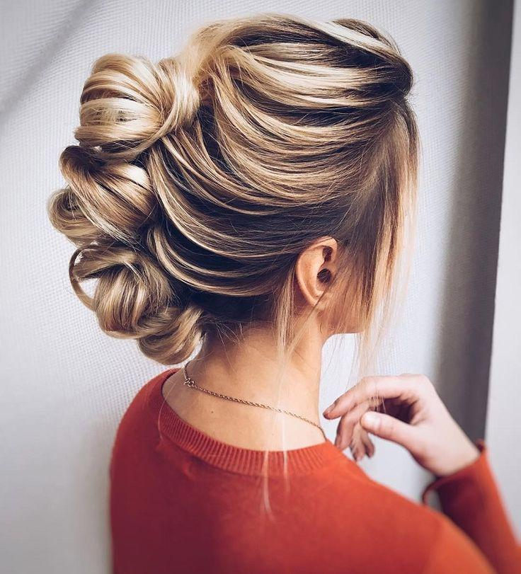 Mariage - Gorgeous Feminine Wedding Hairstyles To Inspire You