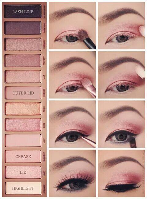 Свадьба - Pink Eyeshadow