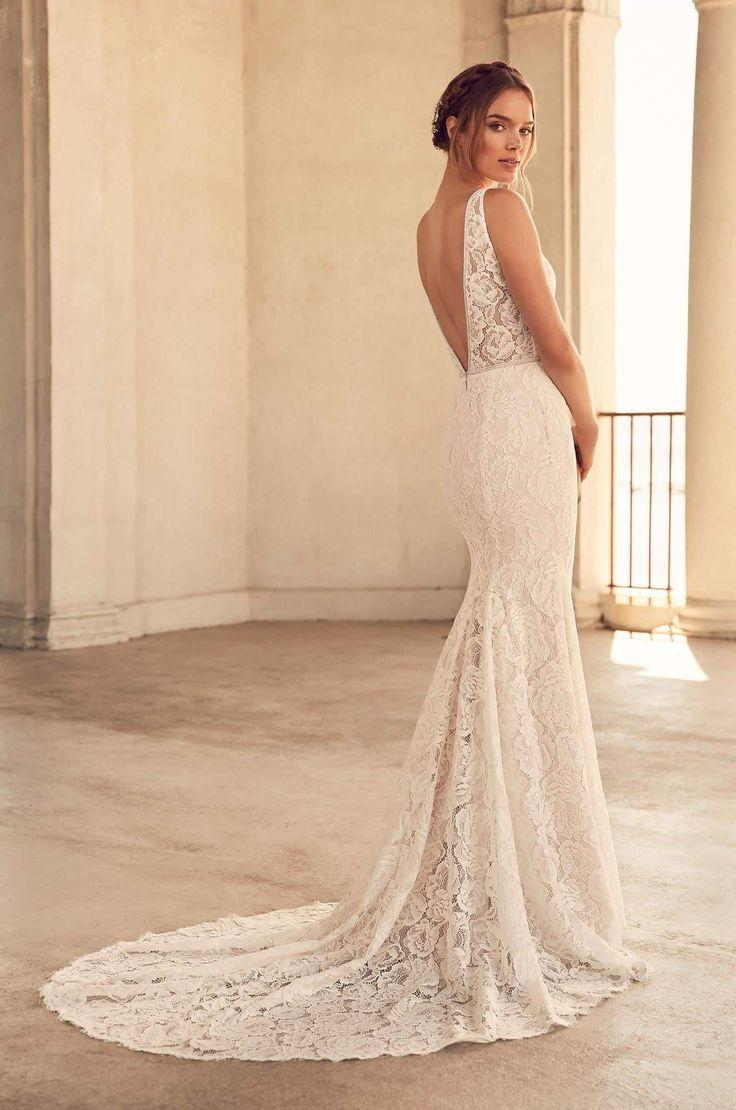 Hochzeit - Elegantly Chic Spring 2018 Paloma Blanca Wedding Dresses
