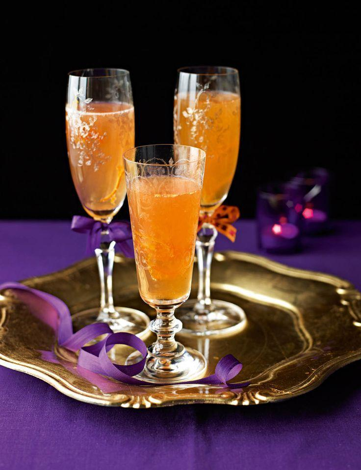 Wedding - Clementine Prosecco Cocktail