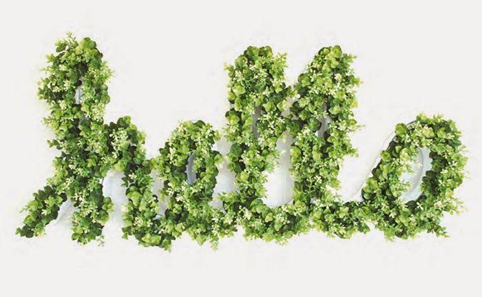 Mariage - DIY Monday # Fake Plants
