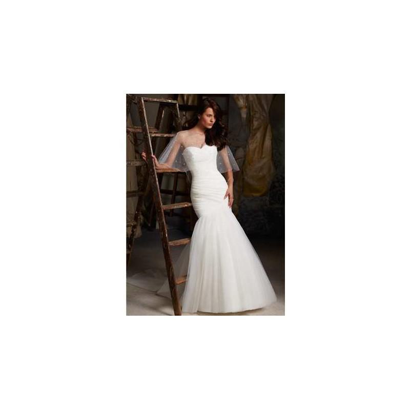Wedding - Blu by Mori Lee Wedding Dress Style No. 5108 - Brand Wedding Dresses