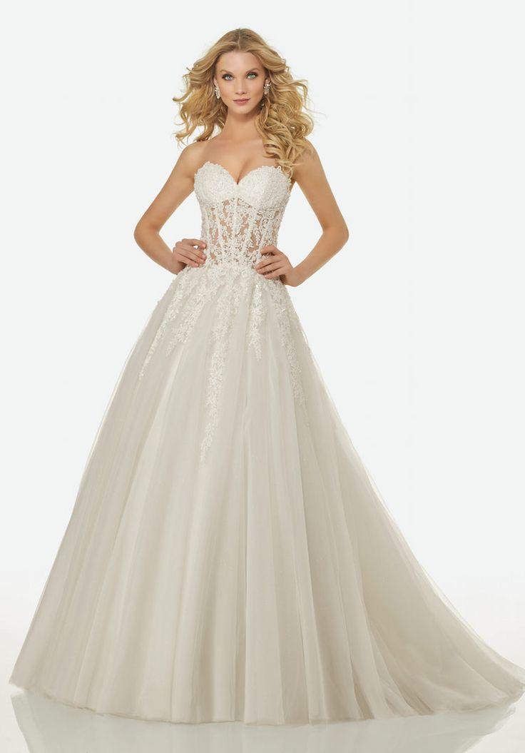 Свадьба - Glamorous Randy Fenoli Wedding Dresses For The Elegant Bride