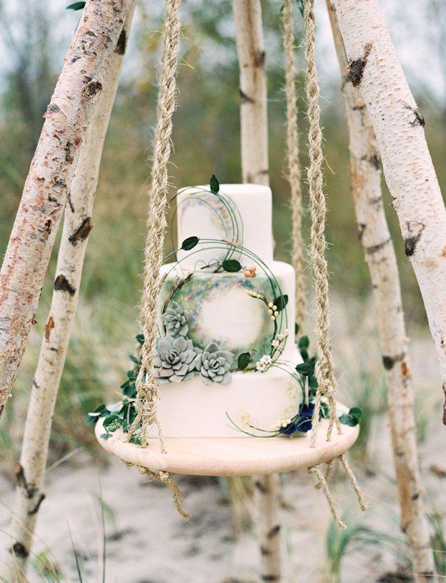 زفاف - Spring Wedding Cake