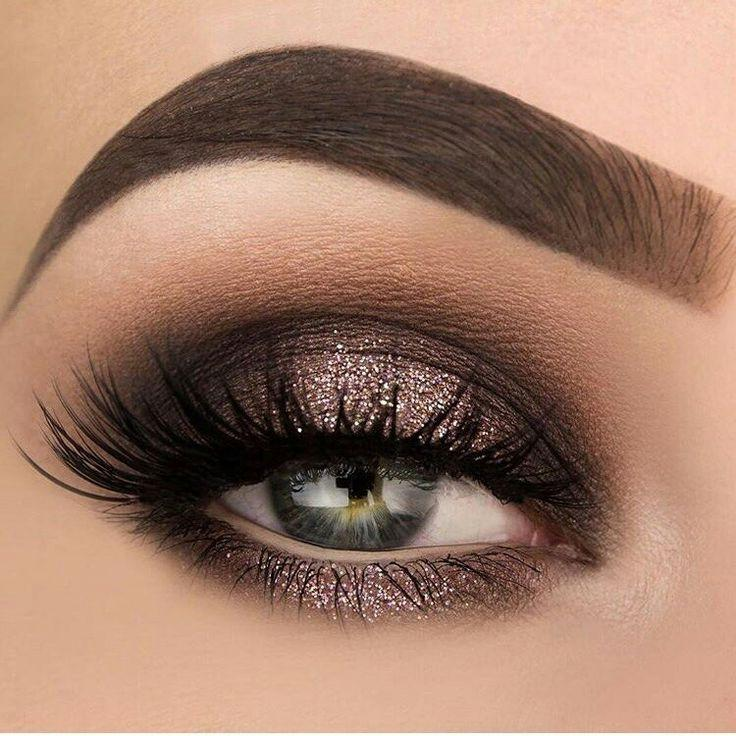 Свадьба - Gray Smokey Eyeyshadow