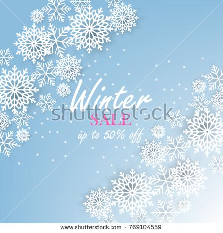 Winter Sale Banners Gdpr Banners