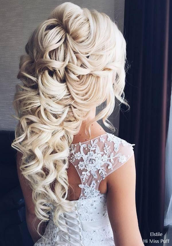 Mariage - 80 Gorgeous Wedding Hairstyles For Long Hair