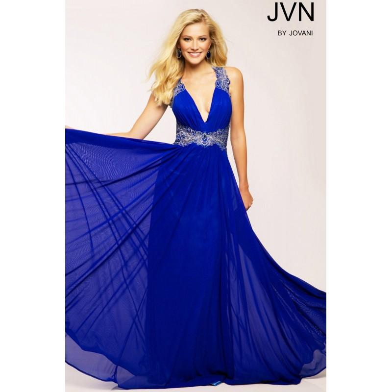 Wedding - Blush JVN Prom by Jovani JVN20357 - Brand Wedding Store Online