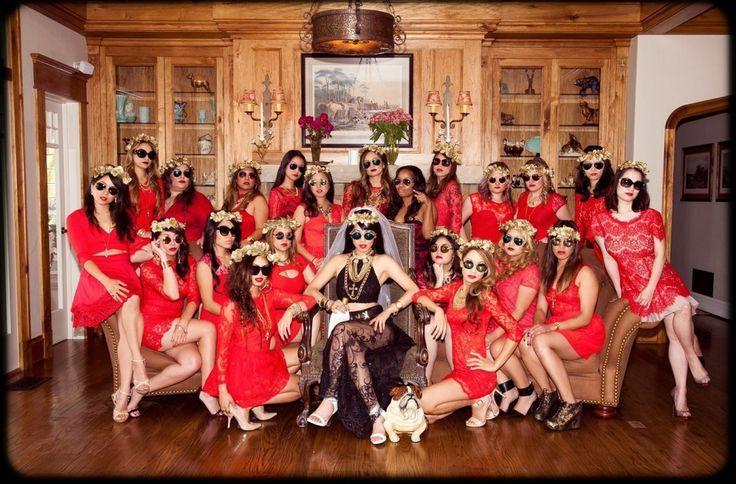 Wedding Theme 50 Bachelorette Parties Outfits Ideas 2808300 Weddbook