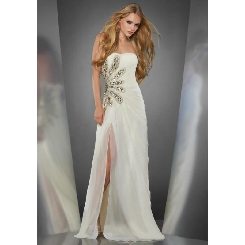 Mariage - Shimmer - Style 59809 - Formal Day Dresses