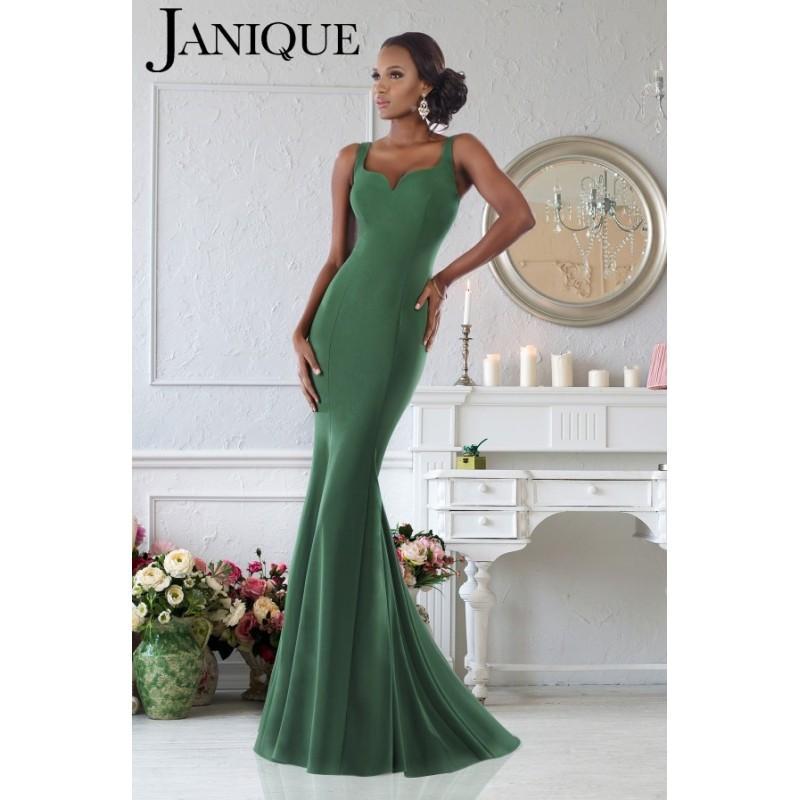 Свадьба - Janique Proms Special Style C1463 -  Designer Wedding Dresses