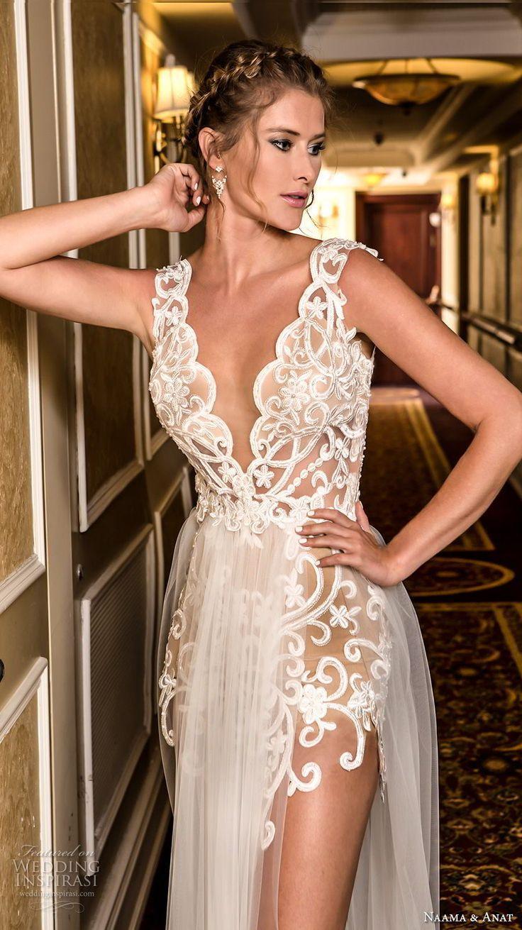 "Mariage - Naama & Anat Fall 2018 Wedding Dresses — ""Starlight"" Bridal Collection"