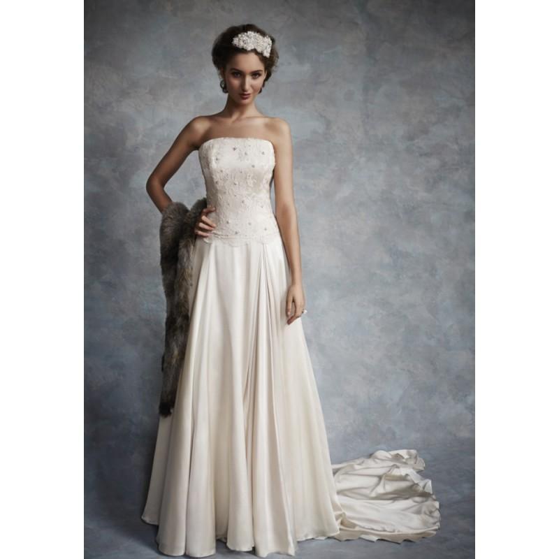 زفاف - Alan Hannah Marlene -  Designer Wedding Dresses