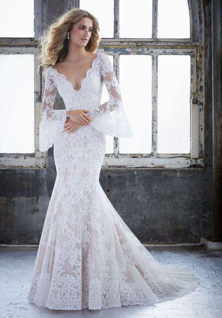 Mariage - Beautifully Sophisticated Morilee Wedding Dresses 2018 Collection